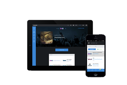 Control SiriusXM players by Phone